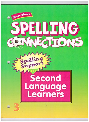 9780736700894: Zane-bloser Spelling Connections (Spelling Support for Second Language Learners, 3)
