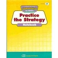 9780736712460: Practice the Strategy Notebook 4