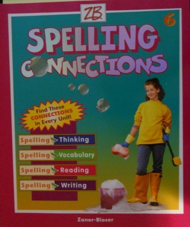 9780736720649: Spelling Connections 6