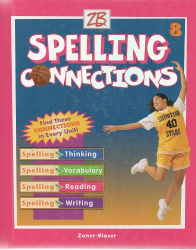 9780736720731: Spelling Connections, Grade 8