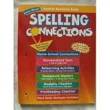 9780736720892: Spelling Connections Teacher Resource Book Grade 7