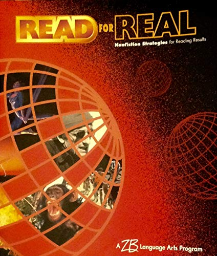 9780736723510: Read for Real Level A (Nonfiction Strategies for Reading Results)