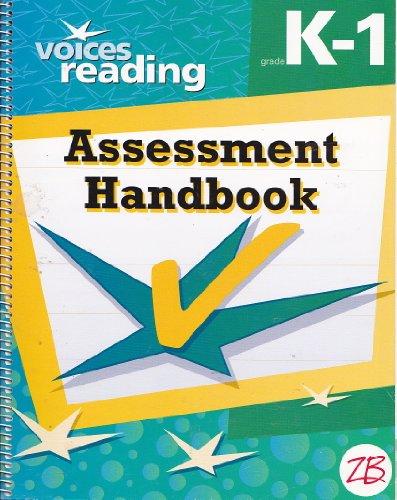 9780736733502: Assessment Handbook VOICES READING (GRADE K-1)
