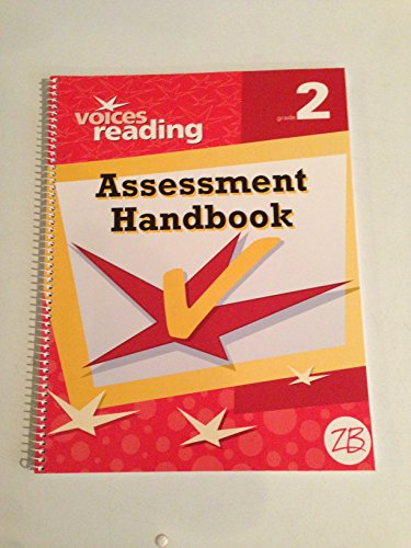 9780736735070: Voices Reading Assessment Handbook (GRADE 2)