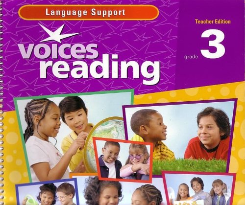 9780736746472: Voices Reading (Grade 3 Language Support)