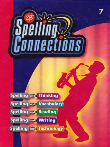 9780736746922: Spelling Connections: Grade 7