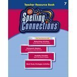 9780736747097: 2007 Zaner Bloser 7th Grade Spelling Teacher Resource Book (Connections)