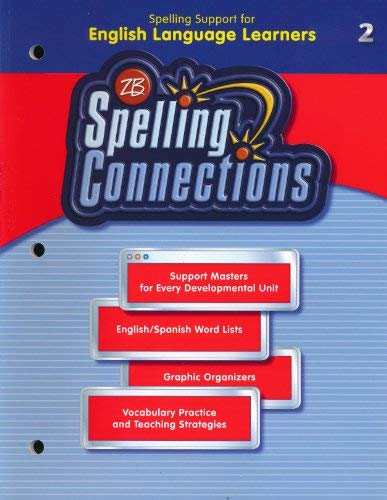 9780736747363: Spelling Connections for English Language Learner 2