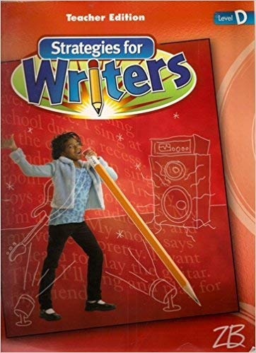 9780736751155: Strategies for Writers (Level D)