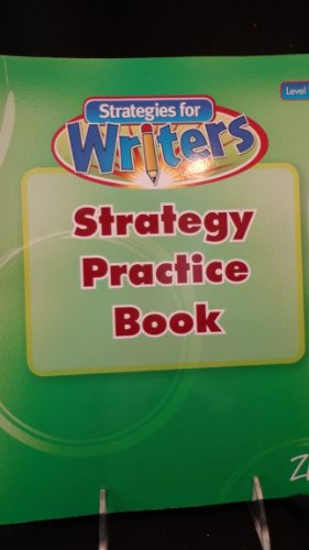Strategy Practice Book Level C (Strategies For: Leslie W. Crawford;