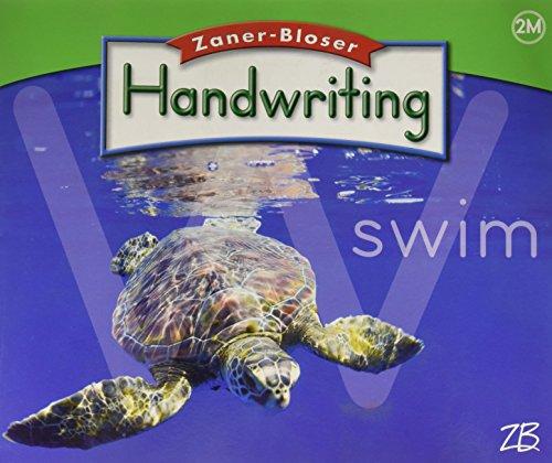 9780736768375: Handwriting Level 2M