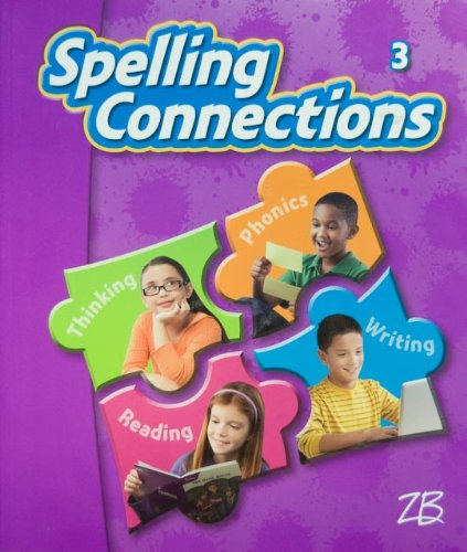 9780736768573: Spelling Connections 3
