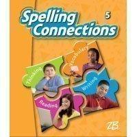 9780736768597: Spelling Connections Grade 5 Zaner-Bloser