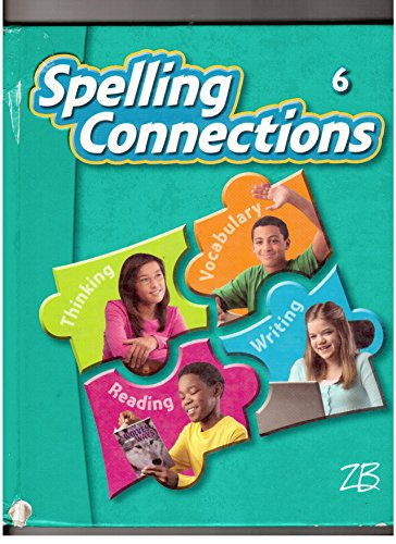 9780736768658: Spelling Connections Level 6
