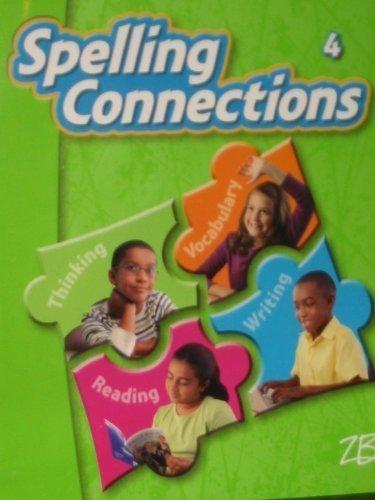 9780736768818: Spelling Connections Grade 4- Texas Teacher's Edition