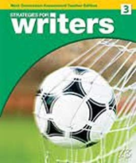 9780736792707: Startegies for Writers; Grammar, Usage and Mechanics Practice Book Level 3