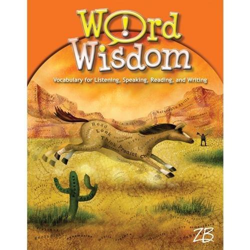 9780736794626: Word Wisdom; Level 4