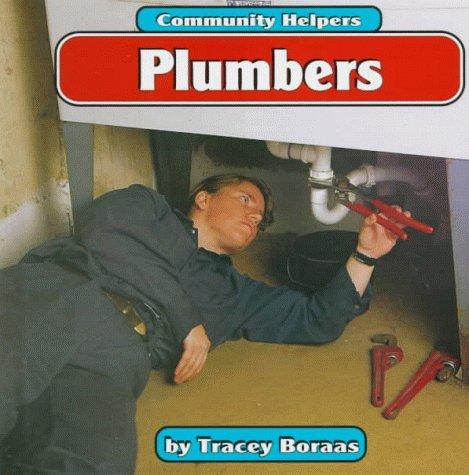 Plumbers (Community Helpers): Boraas, Tracey