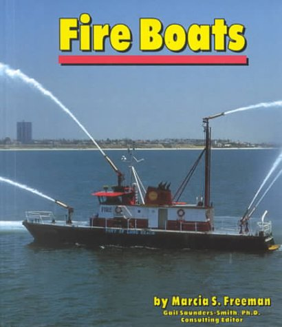 9780736801010: Fire Boats (Pebble Books)