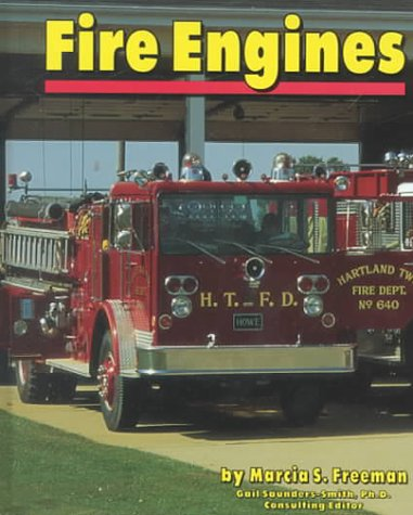 Fire Engines (Community Vehicles): Freeman, Marcia S.