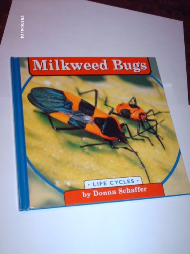 9780736802086: Milkweed Bugs (Life Cycles)