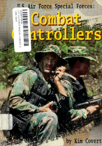 9780736803342: U.S. Air Force Special Forces: Combat Controllers (Warfare and Weapons)