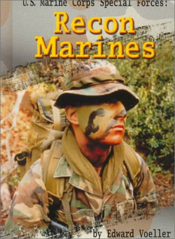 9780736803397: U.S. Marine Corps Special Forces: Recon Marines (Warfare and Weapons)