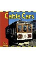 9780736803618: Cable Cars (The Transportation Library)