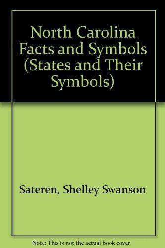9780736803816: North Carolina Facts and Symbols (The States & Their Symbols (Before 2003))