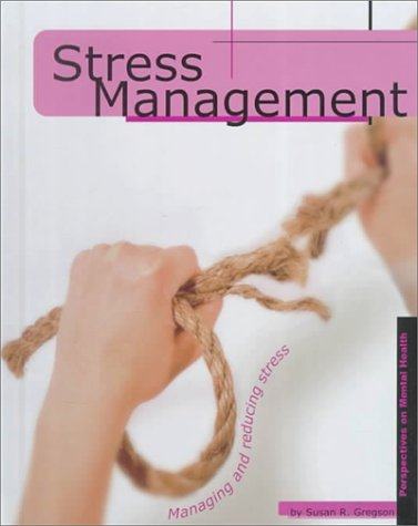 9780736804325: Stress Management (Perspectives on Mental Health)