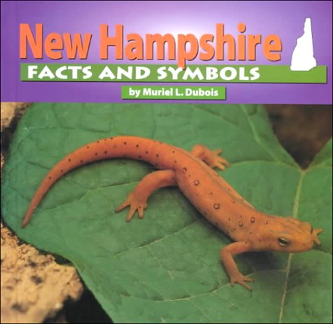 9780736805247: New Hampshire Facts and Symbols (The States & Their Symbols (Before 2003))
