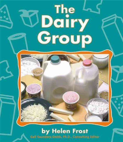 9780736805407: The Dairy Group (The Food Guide Pyramid)