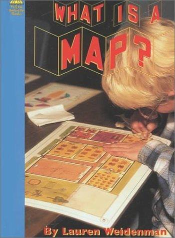 What Is a Map? (Social Studies) (9780736807425) by Lauren Weidenman