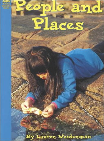 People and Places (Social Studies): Weidenman, Lauren