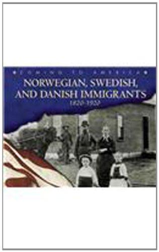 9780736807982: Norwegian, Swedish, and Danish Immigrants: 1820-1920 (Coming to America)