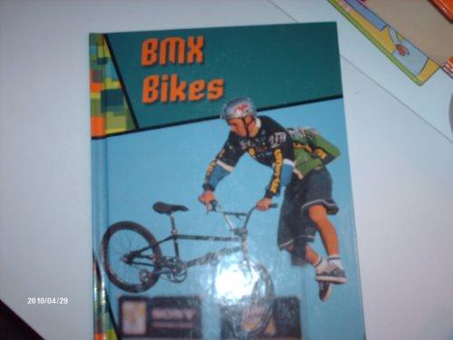 BMX Bikes (Wild Rides!): Deady, Kathleen W.,