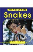 Snakes (All about Pets): Rustad, Martha E.
