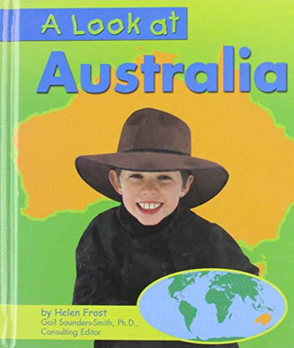 9780736811651: A Look at Australia (Our World)