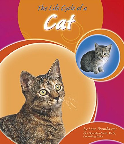 9780736811828: The Life Cycle of a Cat (Life Cycles)