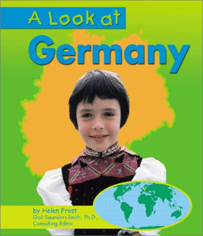 9780736814300: A Look at Germany (Our World)