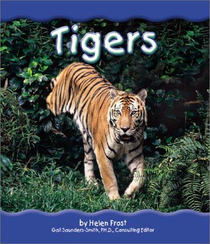 Tigers (Rain Forest Animals): Frost, Helen