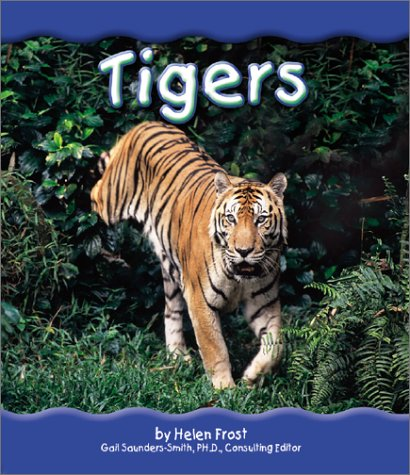9780736814584: Tigers (Rain Forest Animals)
