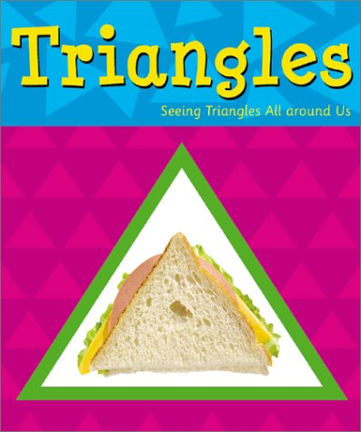 9780736814652: Triangles (Shapes Books)