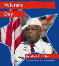 9780736816557: Veterans Day (National Holidays)
