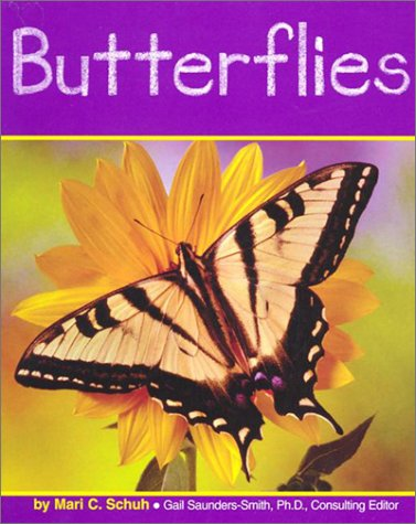 Butterflies (Insects): Schuh, Mari C