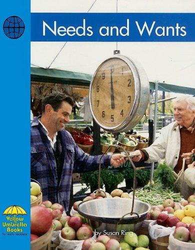 9780736817257: Needs and Wants (Yellow Umbrella Emergent Level)