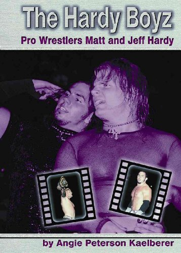 9780736821421: Hardy Boyz: Pro Wrestlers Matt and Jeff Hardy