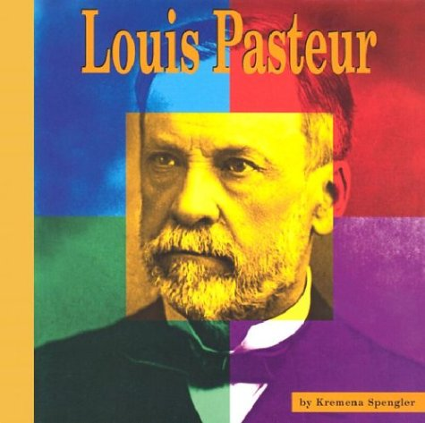 Louis Pasteur 9780736822251 A biography on the life of the French scientist Louis Pasteur, that explains his study of germs, discovery of vaccines, and his invention of pasteurization.