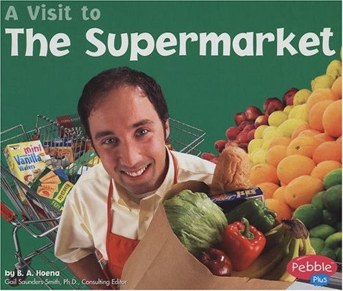 9780736823937: The Supermarket (A Visit to...)