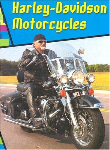 Harley-Davidson Motorcycles (Wild Rides!): Eric Preszler